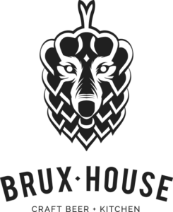 brux house transparent logoBLACK!